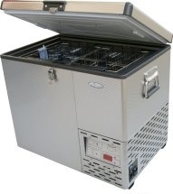 National Luna 40 litre fridge / freezer