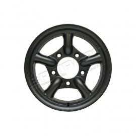 8 x16 MACH 5 ALLOY RIM SATIN BLACK