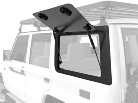 Toyota Land Cruiser 70 Gullwing Window / Left Hand Side Aluminium - door Front Runner