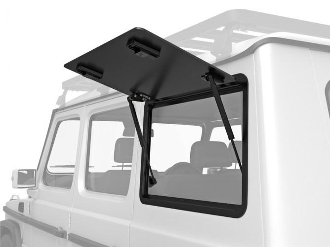 Mercedes Benz Gelandewagen Gullwing Window / Left Hand Side Aluminium - door Front Runner