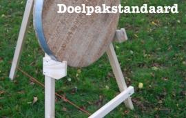 Verstelbaar doelpakstandaard