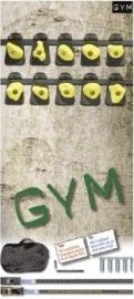 Boomklimset Gym - Banden 2,2m