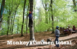 Monkeyklimmen totaal