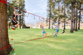 Ninjalijn incl. 2x boombescherming