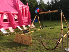 Mobiele Schommel - Silent Swing