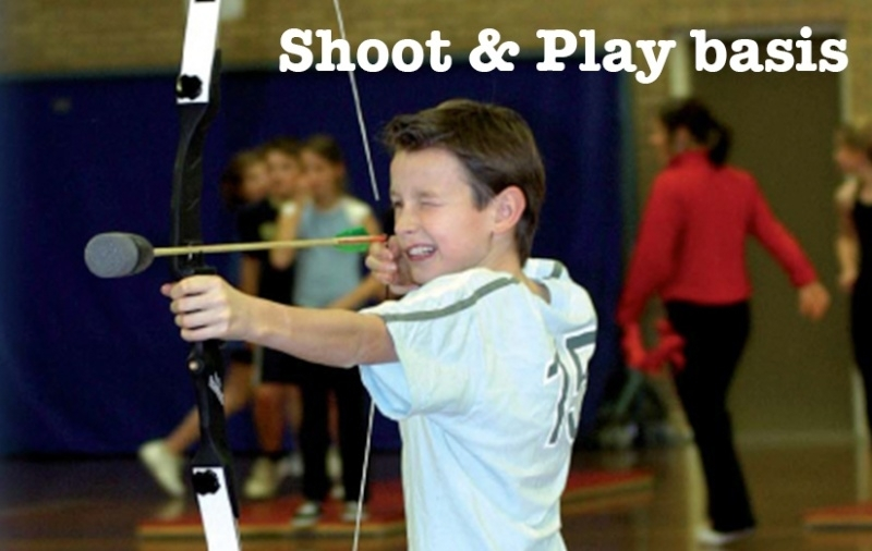 Shoot & Play basis