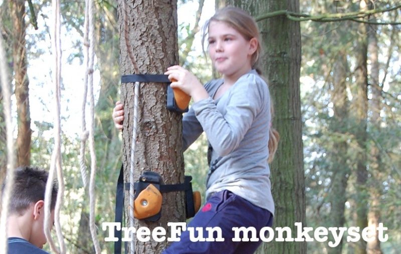Treefun Monkeyset