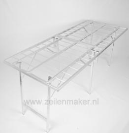 Koffertafel 100 x 200 x 80cm hoog   (K-100)