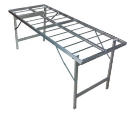 Flachen Tisch 80 cm hoch (B8060)