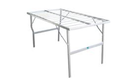 Vlakke tafel Mini 100 x 120 x 80cm hoog (M-100)