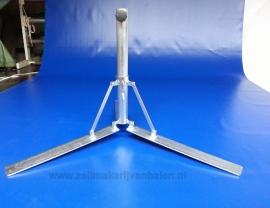 Parasolvoet zware Ø 5 cm