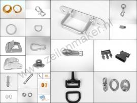 Bevestingsmaterialen/hulpmiddelen