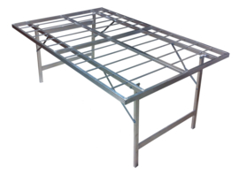 Flachen Tisch 80 cm hoch (B8010)