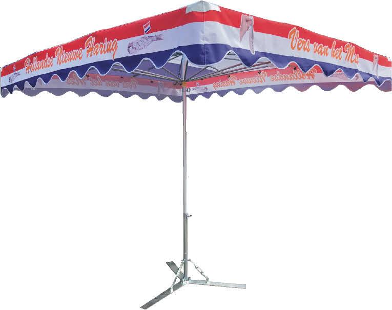 Haring parasol