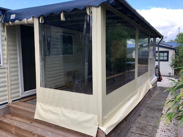 camping veranda