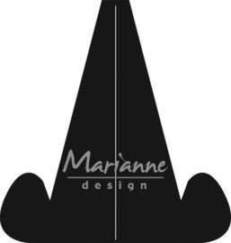 Marianne Design • Craftables snij- embosstencil Kaarthouder