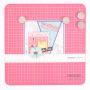 Work Easy magnetisch werkblad 30,5x30,5cm - Vaessen Creative