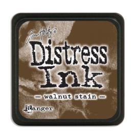 Distress Mini ink pad - Walnut stain