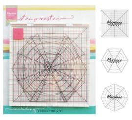 Marianne Design Stamp Master LR0009