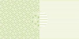 Scrappapier Appels - strepen