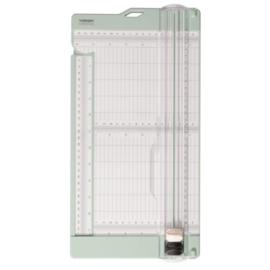 Papiersnijder met rilfunctie 15x30,5cm mint - Vaessen