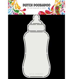 Card Art Baby Bottle
