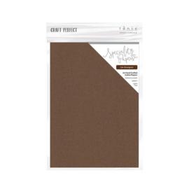 Tonic handmade paper - Oak Woodgrain A4 5 vel