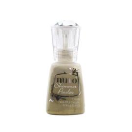Shimmer powder - golden sparkler