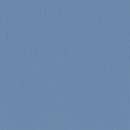 Florence • Cardstock texture 30,5x30,5cm Steel