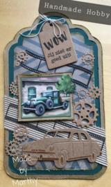 Live workshop #23AUG Vintage Transport