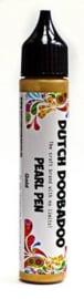 Dutch Doobadoo Pearl Pen goud