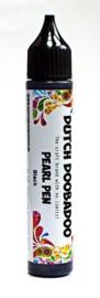 Dutch Doobadoo Pearl Pen zwart