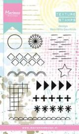 Clear Stamps Henriëtte's elements MM1622