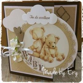 Lief baby kaarten door Ery