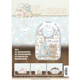 Newborn Cards - Yvonne Creations - Newborn