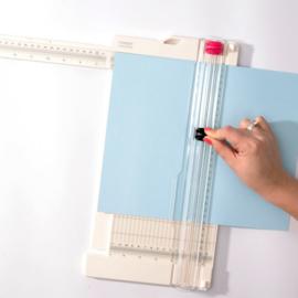 VC Papiersnijder met rilfunctie 15x30,5cm