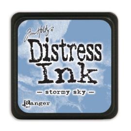 Distress Mini ink pad Stormy sky