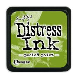Distress Mini Ink pad - peeled paint