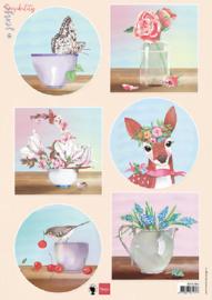 Sensibility Deer - WK1283