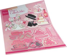 Eline's Wedding accessories- COL1491