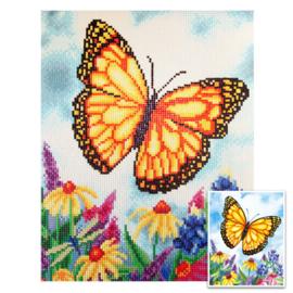 Craft Artist Diamond Art - Butterfly