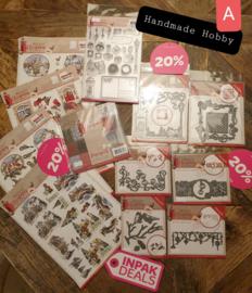 INPAKDEAL Pakket A: Nostalgic Christmas - Amy Design