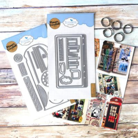Phone Booth Special Kit - K003