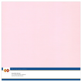 Linnenkarton - A4 - Light Pink