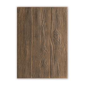 Sizzix 3D embosfolder - Lumber - 662718
