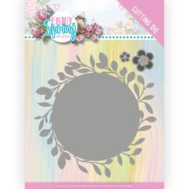 Snijmallen - Amy Design - Enjoy Spring - Leaf Circle