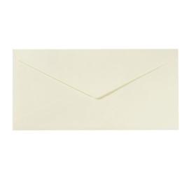 Enveloppen 25pcs ivoor 11,5x22,5cm - Florence