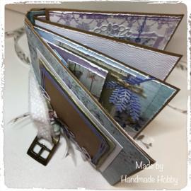AFGELAST  18 april - Mini album van enveloppen