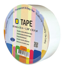 Connecting tape 35mm breed