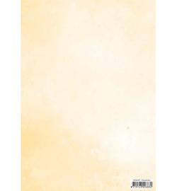 Achtergrond papier A4 - Colored dots